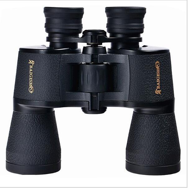 Baigish Russian Binoculars 20x50 Hd Powerful Military Binocular High Times Zoom Telescope binocular LLL Night Vision