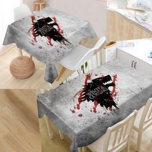 Game of Thrones Themed Waterproof Tablecloth