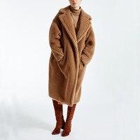 8377fb99a73 Winter Warm Long Coat New Arrival Fashion Women Import Coat Fur High Grade  Faux Fur Coat
