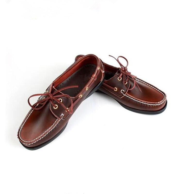 US6 12 Plus Größe 45 Echtem Leder Herren SLIP 0N Faulenzer Casual AUTO Schuhe Mokassin Männer Boot Schuh Quaste Loafer-in Freizeitschuhe für Herren aus Schuhe bei  Gruppe 3