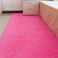 80 200cm Carpet Sofa Mats Bedroom Decorating Floor Carpet Warm Colorful Living Room Floor Rugs Slip