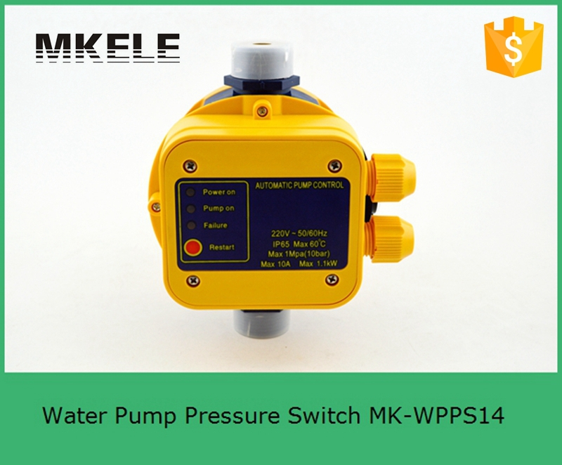 Hot Sale water pump controller MK-WPPS14 made in china