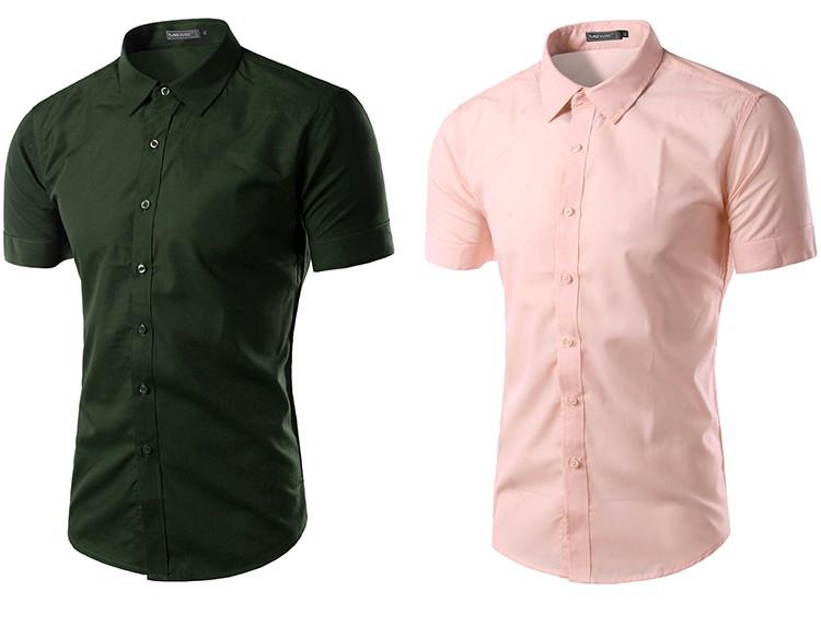 camisa social manga curta preto, camisa social manga curta preta, camisa social manga curta rosa claro, camisa social manga curta rosa clara