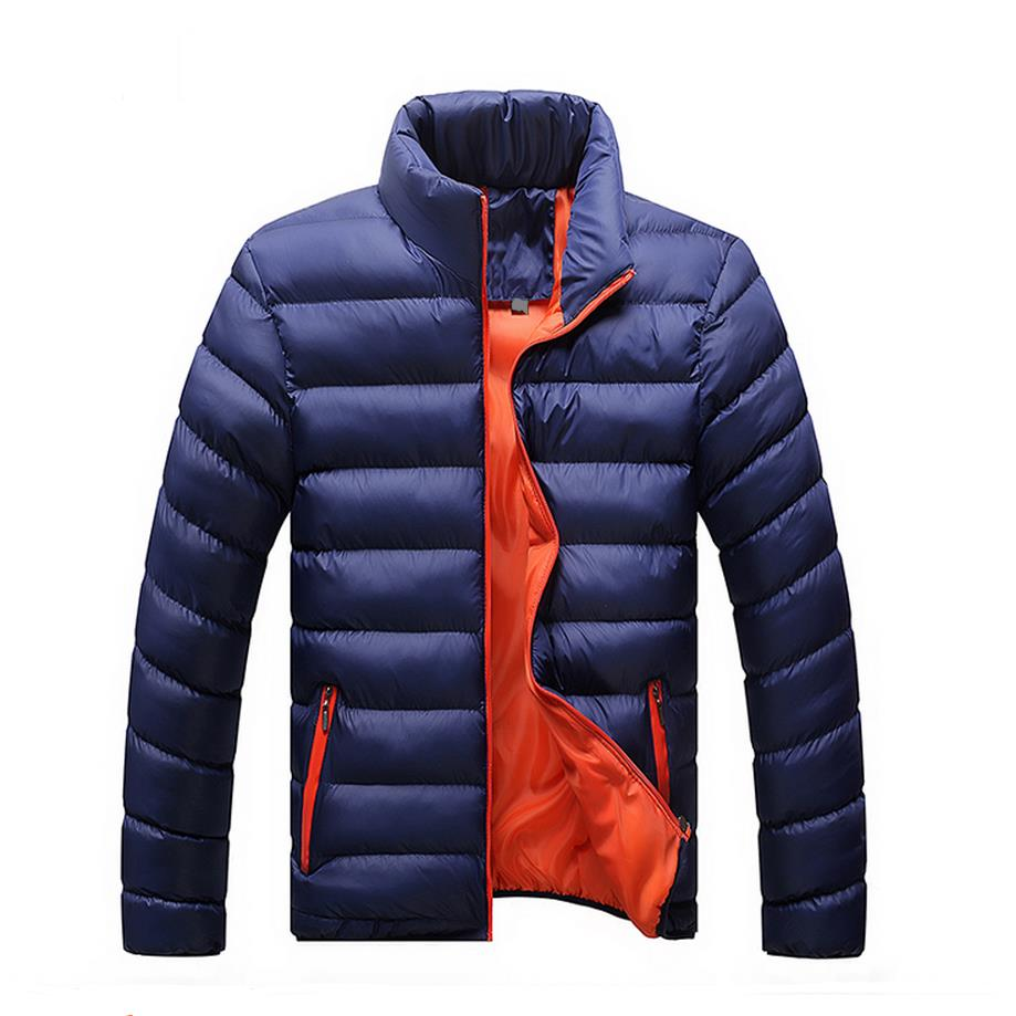 Winter Jacket Men 2016 New autumn Men's Cotton Blend Mens Jacket And Coats Casual Thick Outwear For Men Plus size Clothing Male цена 2017