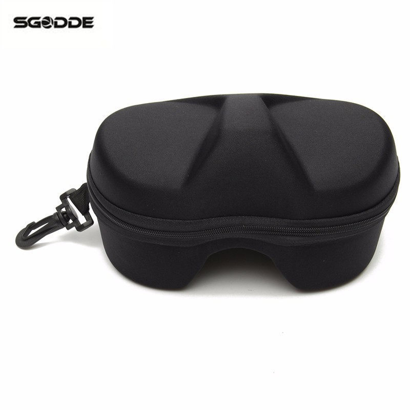 Hot Sale Anti-Fog Half-Dry Snorkel Goggles Case Diving Glasses Box Swimming Mask Water Sports Snorkeling Equipment