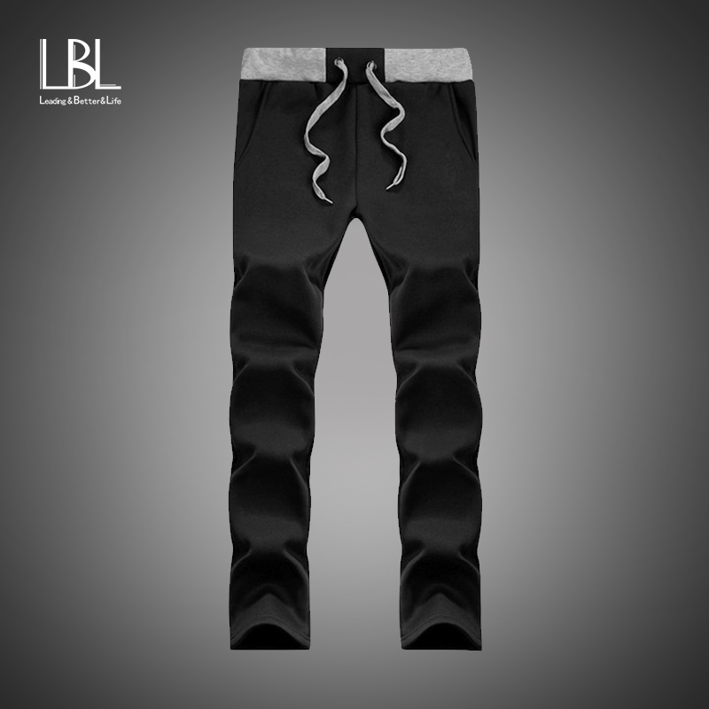 Mens Spring sweatpant Style Pants Casual Fashion Jogger Pants Mens Fitness Cotton Pants Tracksuits Joggers Brand Pencil Pants