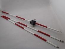 Mini prism with 3/poles for TOPCON / SOKKIA/NIKON total stations surveying