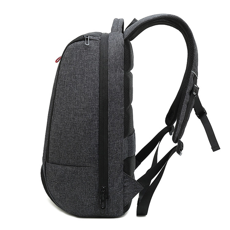 Sac à dos de voyage pour ordinateur portable Smart Bag 16.5 sacs à dos pour ordinateur portable hommes femmes garder au frais grands sacs en plein air imperméable noir sac à dos Business - 6