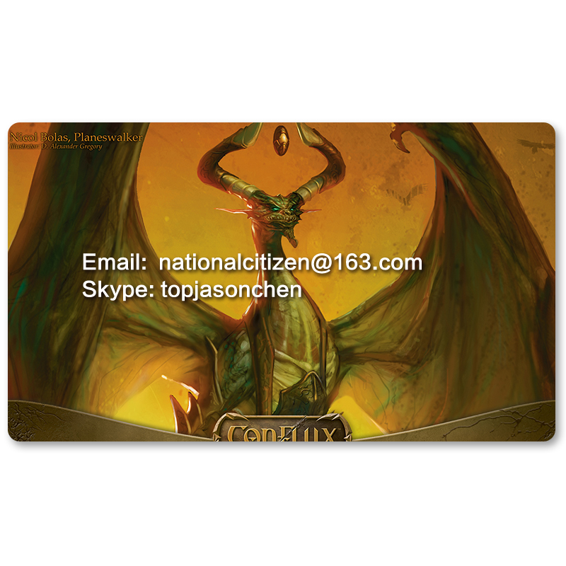 Many Playmat Choices - Nicol Bolas, Planeswalker - MTG Board Game Mat Table Mat for Magical Mouse Mat the Gathering image
