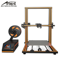 2019 ANET E16 3d printer/ Print material PLA, ABS,WOOD,TPLA,TABS,PETG/ shipment from Moscow