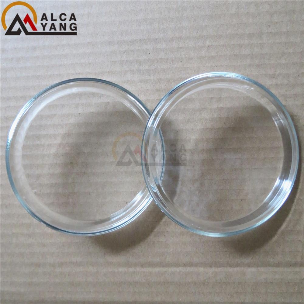Lámparas antiniebla de 90mm de vidrio templado 2 unids