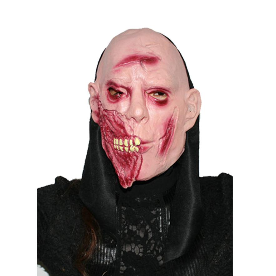 halloween party cosplay mask terror mask ghost mask mascara mascarar masque maske achina