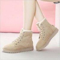 2016 New Fashion High Quality 4 Colors Australian Brand Winter Ugs Women Boots Platform Snow Shoes