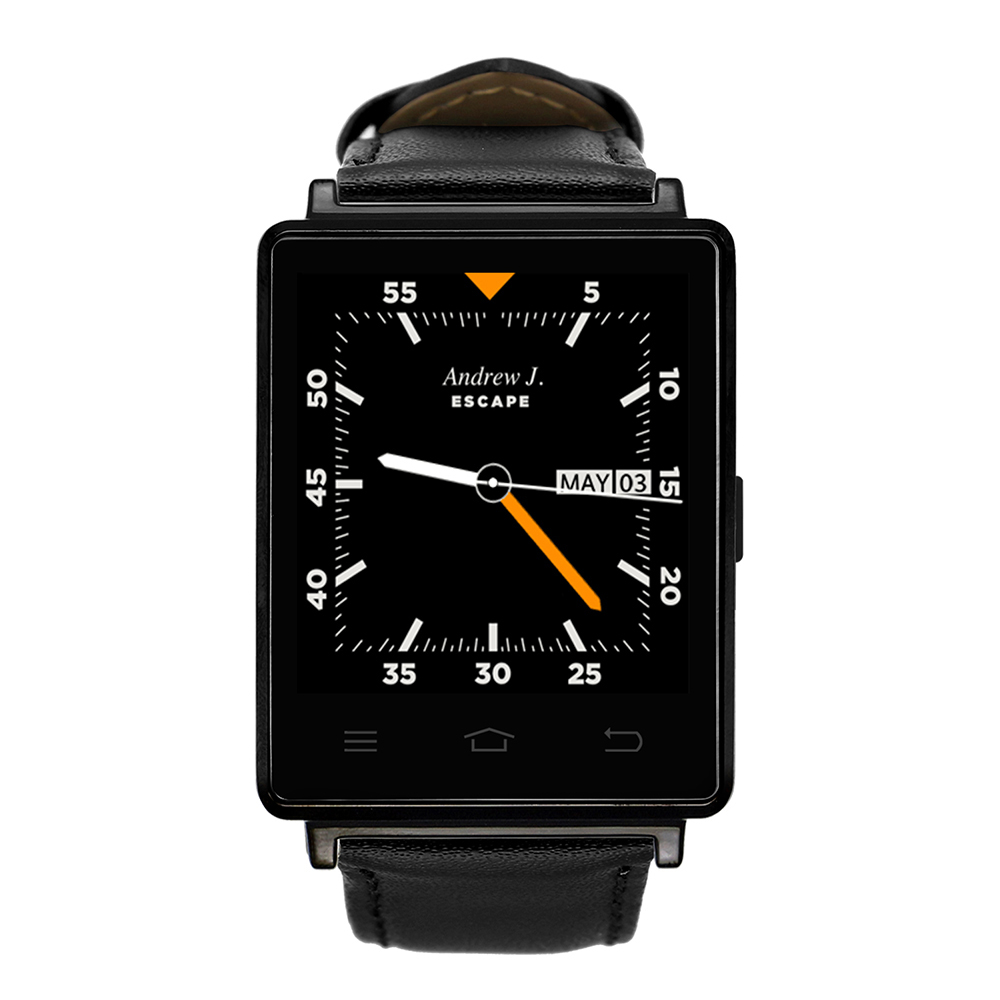 D6 3G Smart Watch 1GB+8GB 1.63