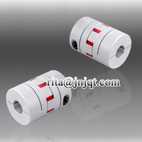 Lower Price JM2 25 34 8 6 Jaw Coupling Spide Coupling Elastomer Shaft Coupling Rotex Coupling