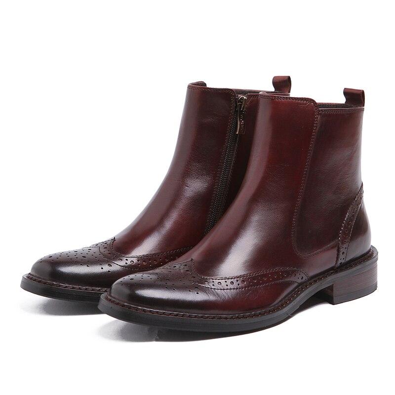 Popular Mens Zipper Dress Boots-Buy Cheap Mens Zipper Dress Boots ...