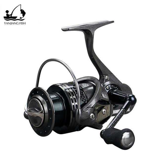 Pesca Carretilha Spinning Reel LM13+1BB Full Metal Bearing Stainless Steel Fish Vessel High Speed Fishing Wheel for Fly Fishing molinete fddl fishing reel 8000 9000 full metal wire cup big long shot sea salt water 5 2 1 spinning reel carretilha pesca