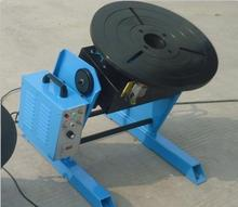 100KG HD 100 Welding Positioner Turntable Without Lathe Chuck