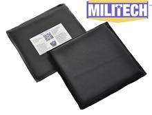 Bulletproof Aramid Ballistic Panel Bullet Proof Plate Inserts Body Armor Soft Armour NIJ Level IIIA 3A 10 x 12 & 6 x 6 Pairs