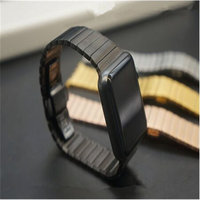 1 1 Official 316L Stainless Steel Metal Link Bracelet Watch Band For Apple Watch Iwatch Fold