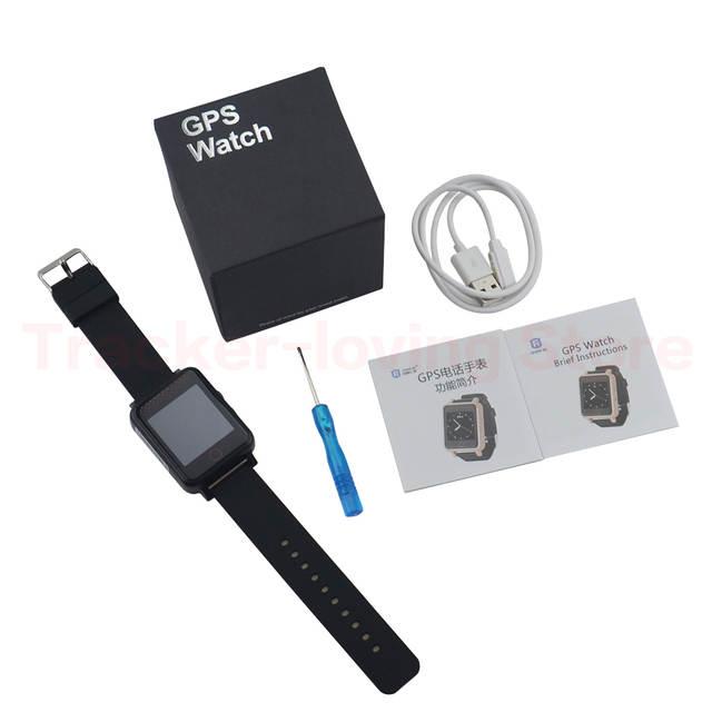 Gps Phone Locator >> Rf V36 Personal Gps Smart Watch Gps Tracker Phone Locator Gps Wifi