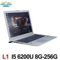 المشارك l1 كمبيوتر محمول مع إنتل جنرال i5 cpu 6200U WIN10 GT940M 2 جرام notebook pc