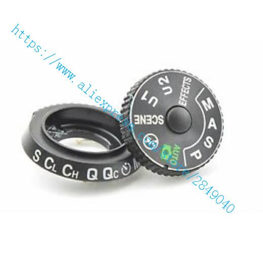 Nouveau pour Nikon D750 haut couvercle Mode cadran bouton pièces de rechange de l'appareil photo