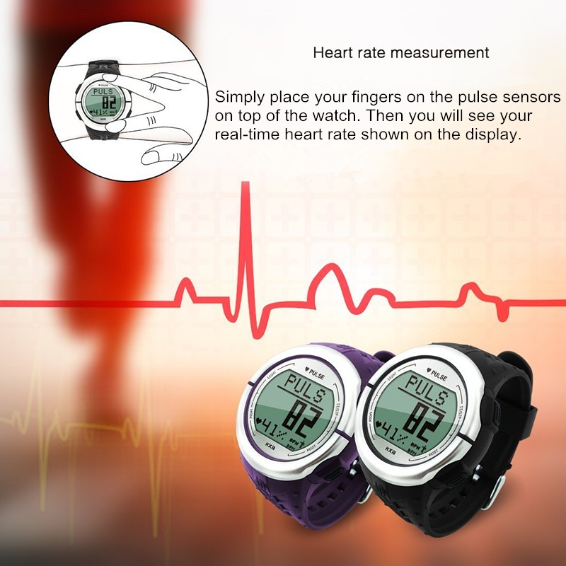 heart rate measuring monitor