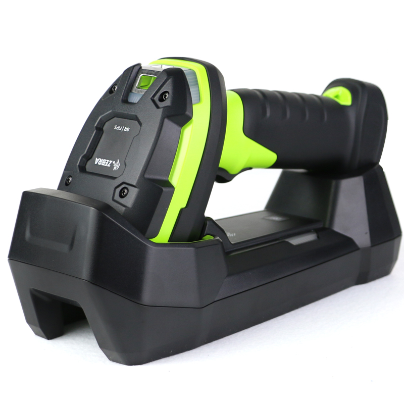 Zebra DS3678-SR (Standard Range) Ultra-Rugged Industrial Grade Cordless Barcode Scanner/Linear Imager Kit (2D, 1D, PDF417, QR)(China)