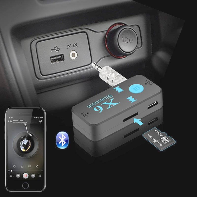 Aliexpress.com : Buy New 3.5MM Bluetooth 4.1 AUX Audio Music Car Bluetooth Receiver Kit Wireless