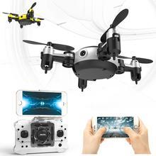 Mini Drone Rc Quadcopter 6 ejes 4 Canales Rc Helicóptero hoja Drons Juguetes Drone Sin Cámara KY901 Quadrocopter FPV Mini Drone