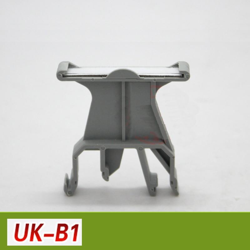 Великобритания / B1 тег перевозчик на din-рейку клеммные колодки аксессуары
