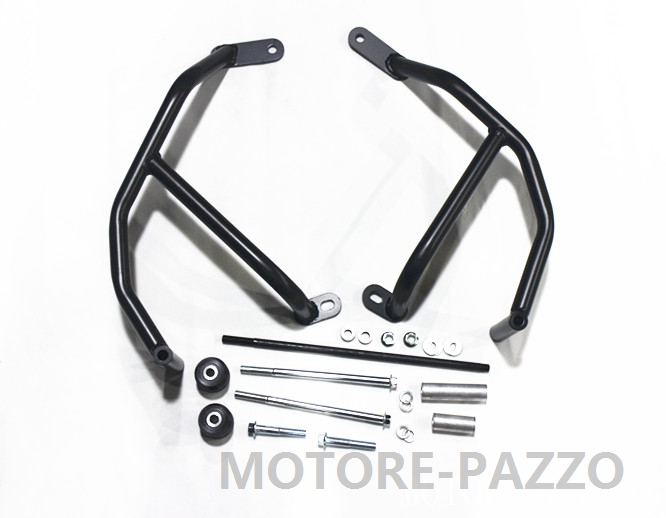 For Yamaha YZF R25 R3 2014-2017 15 16 MT-03 Motorcycle Crash Guard Frame Protector Bar Crash Protection Guard Stainless Steel