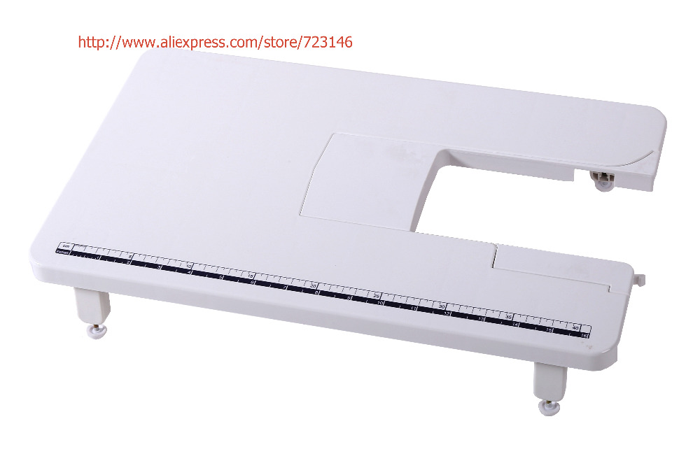 №Brother Sewing Machine Extension Table For JS40JS40 A40 Mesmerizing Sewing Machine Extension Tables