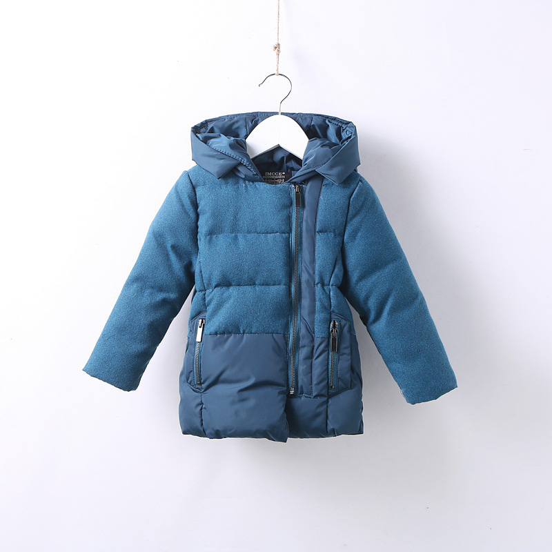 Korean Fashion Children 's Clothing Cotton Padded Boys Girls Winter Jackets and Coats Casual Hooded Warm Outerwear Clothes детский костюм ielts and children s clothes bx006 2015 1 6