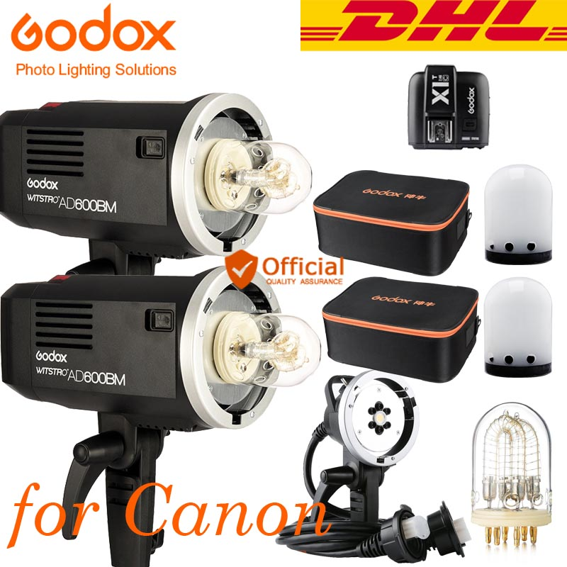 DHL Godox AD600BM HSS 1200W Outdoor Flash Senior Photography Suit Wireless Trigger for Canon 5D Mark III IV 6D Mark II 70D 1DDHL Godox AD600BM HSS 1200W Outdoor Flash Senior Photography Suit Wireless Trigger for Canon 5D Mark III IV 6D Mark II 70D 1D