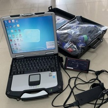 DHL CF-30 для ноутбука CF30 установленное программное обеспечение HDD+ Dearborn протокол адаптер 5 DPA5 сверхмощный грузовик сканер все готово