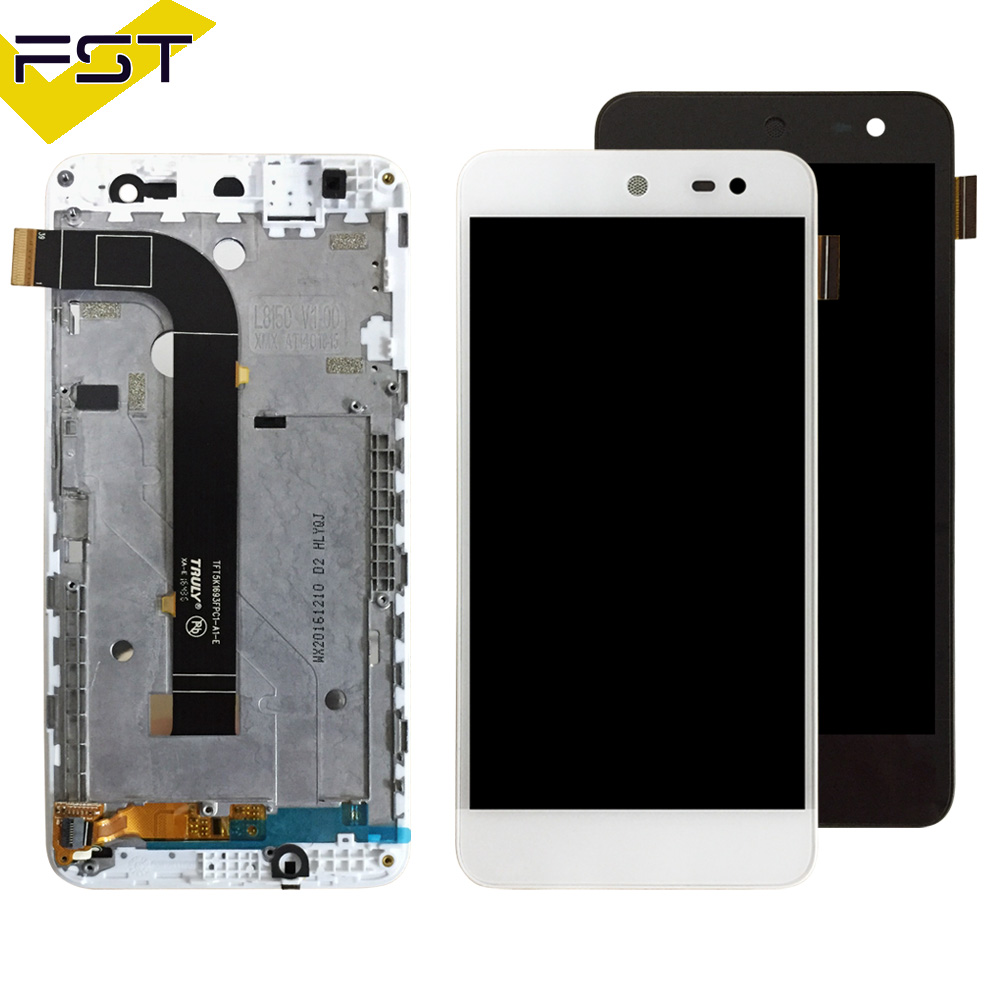 Black/White LCD Display +Touch Screen tested Digitizer Assembly Replacement Accessories For General mobile GM 5 GM5/ GM 4 GM4Black/White LCD Display +Touch Screen tested Digitizer Assembly Replacement Accessories For General mobile GM 5 GM5/ GM 4 GM4