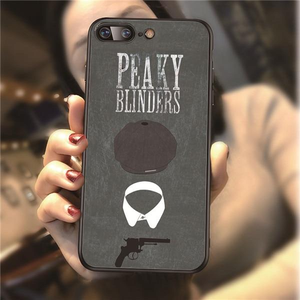 peaky blinders phone case iphone 8 plus