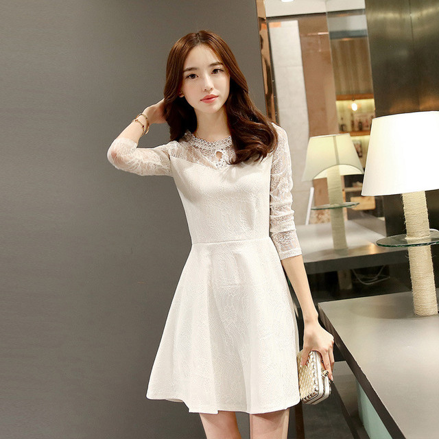 Elegant Korean Dresses