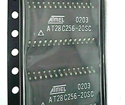 30pcs lot AT28C256 20SC AT28C256 SOP28
