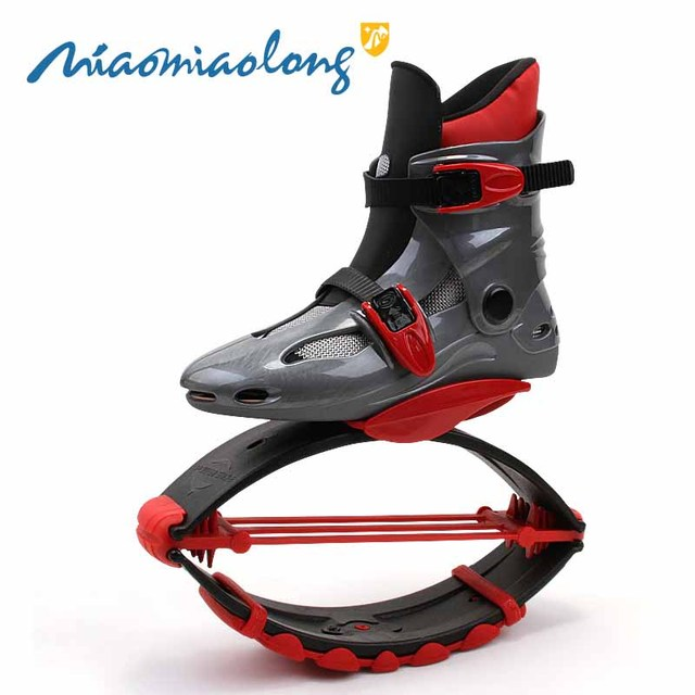 Kangaroo Jump Shoes Unisex Fitness Exercise rebound shoes Bounce shoes 7 color for available