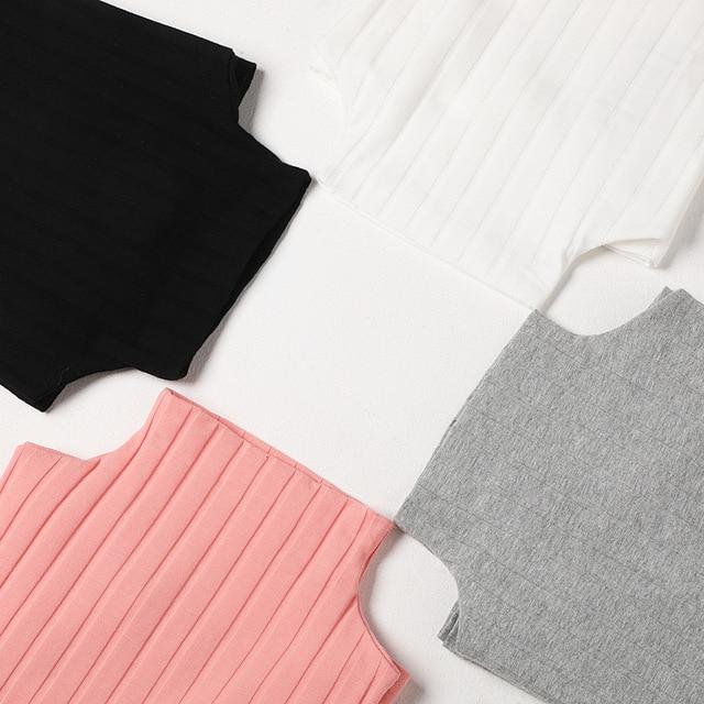 Women Autumn Winter Turtleneck T Shirt Basic Tee Long Sleeve Rib T-Shirts Female Bottoming Shirt Tops Plus Size M L XL 2XL 3XL