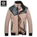 URBANFIND Classic Style Men Brand Fashion Jacket Size M-3XL Patchwork Design Man Autumn Spring Winter Coats Outerwear