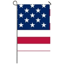 USA American Flag The Stars and Stripes Garden flag Seasonal Flags for Outdoors Garden Decor Flags цена и фото