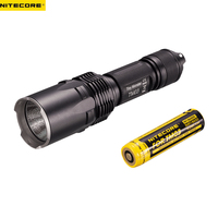 Tactical Flashlight NITECORE TM03 TM03 CRI CREE XHP70 LED max.2800LM 289 meters far throw tactical torch + battery for search
