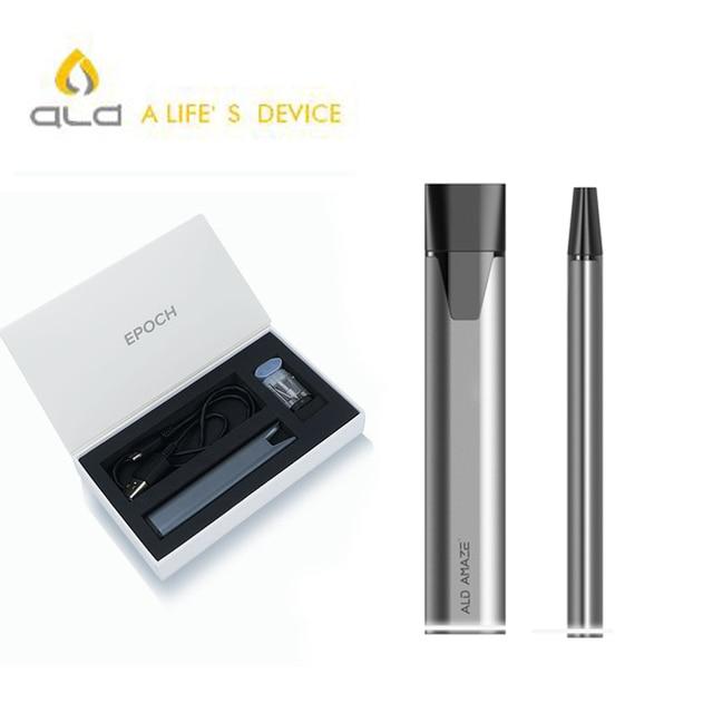 Original Ald Epoch Vape Pen Starter Kit All In One Vaporizer 210mah