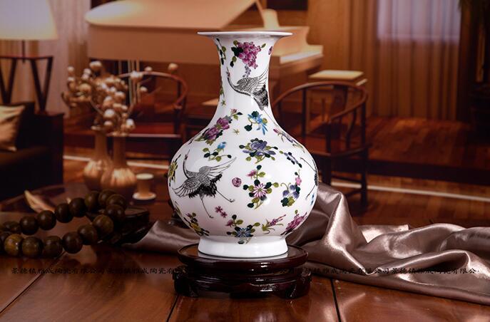 Small Ceramic Vase Ornaments Crafts Ceramic Decorations Modern