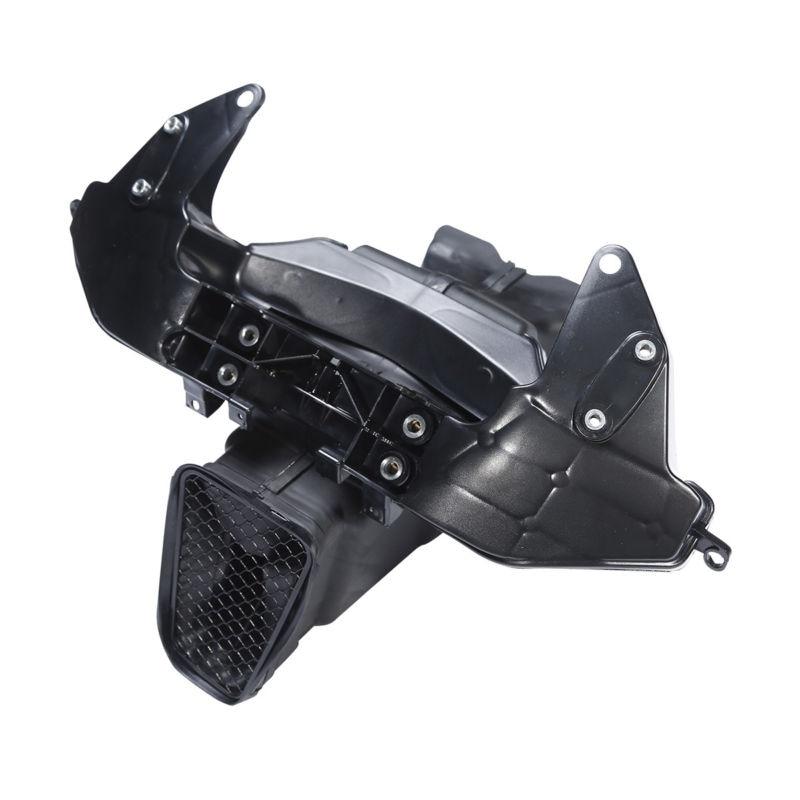 Black Ram Air Intake Tube Duct Pipe For Honda CBR600RR CBR 600RR 2007-2012 2011Black Ram Air Intake Tube Duct Pipe For Honda CBR600RR CBR 600RR 2007-2012 2011