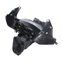 Black Ram Air Intake Tube Duct Pipe For Honda CBR600RR CBR 600RR 2007-2012 2011